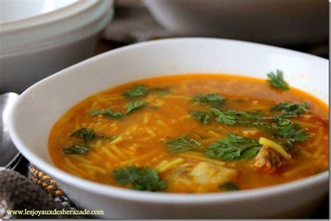 cuisine sherazade chorba les joyaux de sherazade