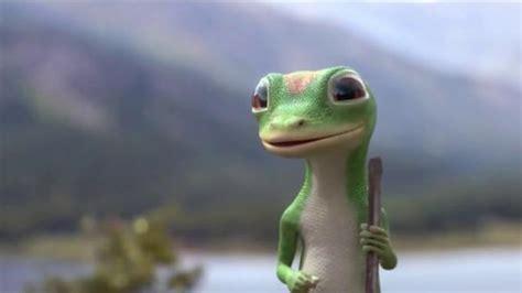 geico insurance gecko geico tv spot the gecko s journey rocky mountains