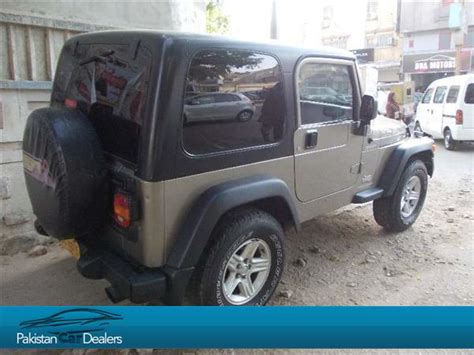 Car Types In Pakistan by Used Jeep Wrangler Car For Sale From Liberty Automobiles