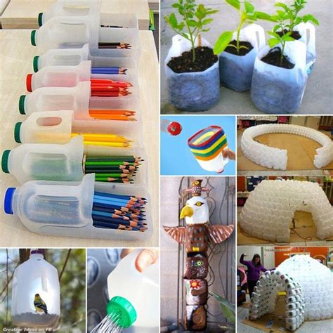 diy crafts recycled materials 25 diy ideas to recycle your potential garbage
