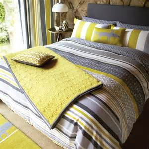 Sanderson Duvet Cover Sets Lace Stripe Bed Linen Luxury Grey Striped Bedding By