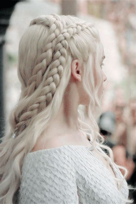 daenerys targaryen hair daenerys targaryen costume game of thrones costumes