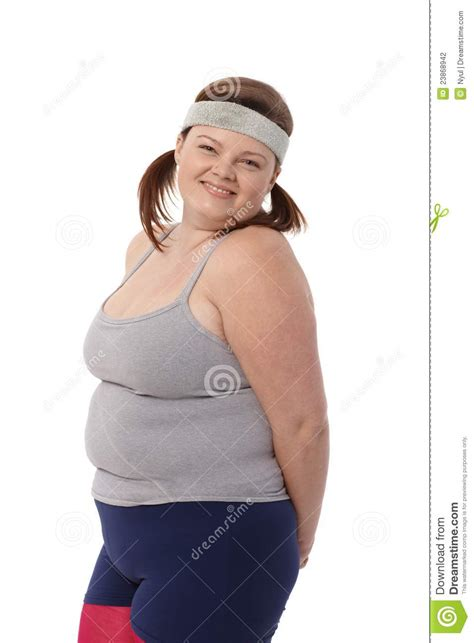 how to photograph heavy women portrait of overweight happy woman stock photo image of