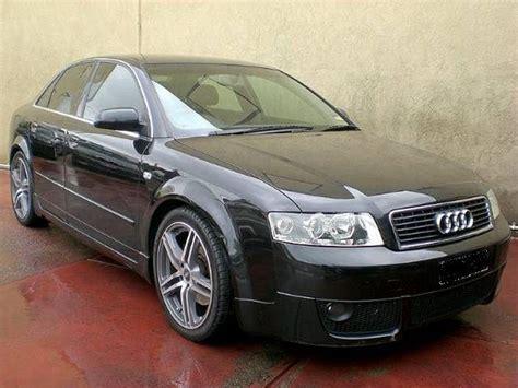 Audi A4 1 8t Black audi a4 b6 1 8t black a sedan