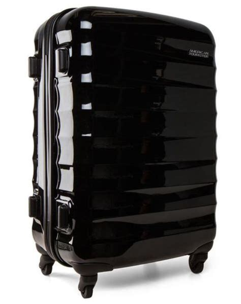 american tourister para lite wts american tourister para lite spinner 66cm 24 quot luggage
