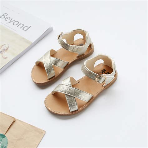 Boots Shoes L Gold 21 25 aliexpress buy summer princess sandals shoes for dress shoes gold white