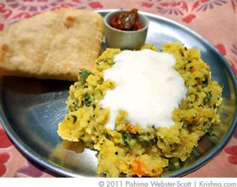 Is It Okay To Eat Kitchari When Not Detoxing by Basmati And Mixed Vegetable Kitchari Food Krishna
