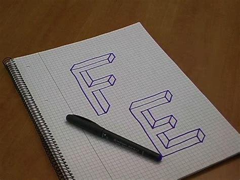 dessiner des lettres 3d comment cela fonctionne beevar