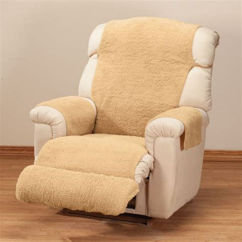Oversized Recliner Cover Sherpa Recliner Cover Fleece Recliner Cover Home Walter