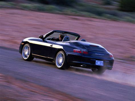 Porsche 996 Carrera 4 Cabrio by Porsche 911 Carrera 4 Cabriolet 996 2001 2002 2003