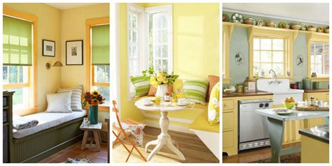 home design with yellow walls yellow decor decorating with yellow