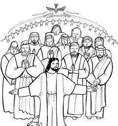 All Saints Day Coloring Page saints coloring pages printable catholic saints