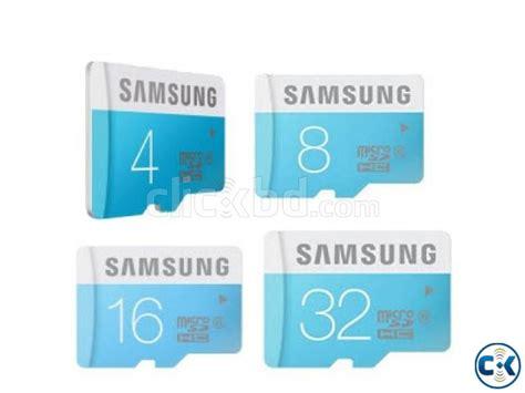Memory Card Samsung 4gb Mmc Micro Sd Samsung Class 10 4gb samsung micro sd memory card clickbd