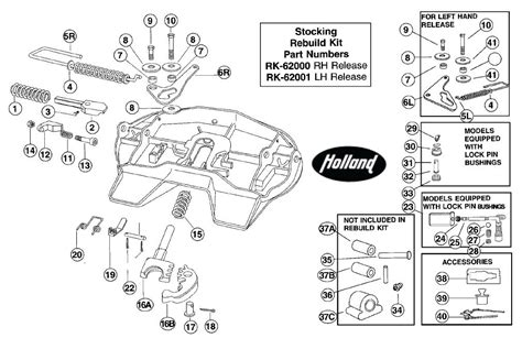 fifth wheel diagram fifth wheel parts diagram truck air brakes diagram