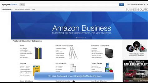 amazon business should you sell on the new amazon business platform with