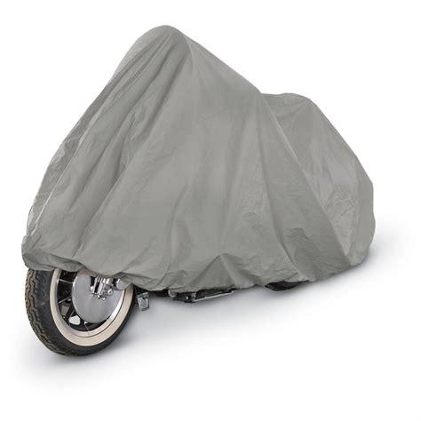 dura trak motorcycle cover gray  atv utv