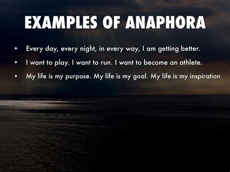 exles of anaphora with images to share google search