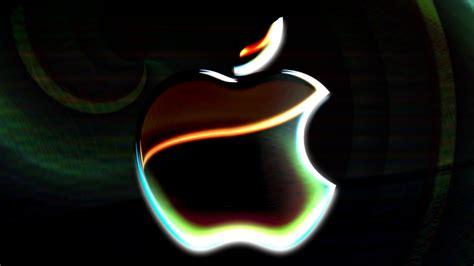 wallpaper apple neon neon apple wallpaper hd by machriderz on deviantart