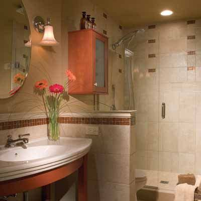big ideas for small bathrooms 13 big ideas for small bathrooms