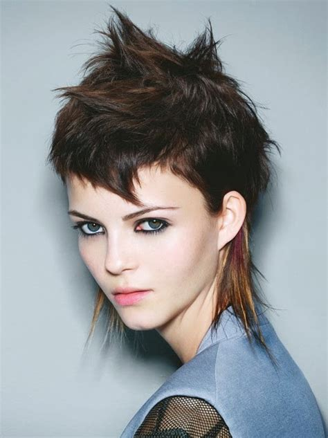 short punk hairstyles for women short punk hairstyles for teenagers stephig 2015