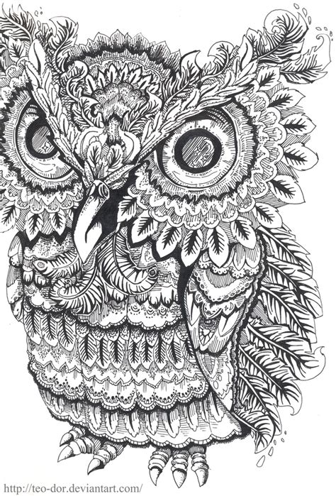 coloring pages for adults abstract owls beautiful coloring pages for adults coloring pages for