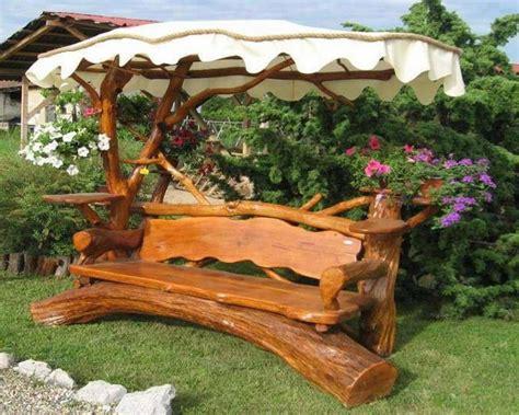 Salon De Jardin Rustique by Mobilier De Jardin Design Feria