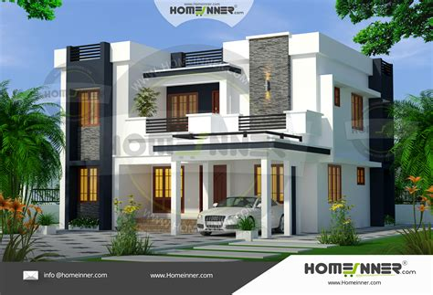 www homedesign com 4 bedroom contemporary ultra modern house plans 1900 sq ft
