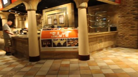 walk through of luxor dinner buffet youtube