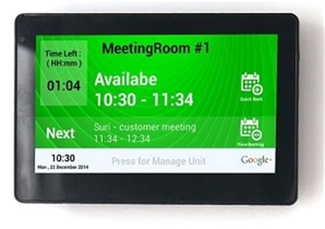Industrial Front Door 7 quot android 4 2 panel pc wall or desk mounted tablet with rj45