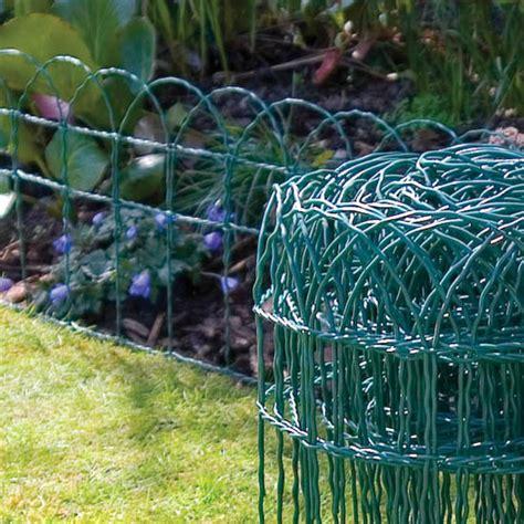 Garden Border Fence Uk Farm Supplies Garden Border Fence 10m X 0 65m