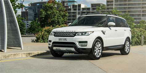 land rover sports car 2016 range rover sport sdv6 hse review caradvice
