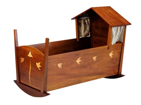 photo cradle furniture baby bed  image