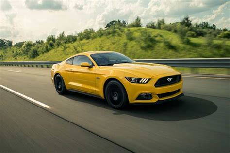 mustang gt colors 2017 2017 ford 174 mustang sports car photos colors