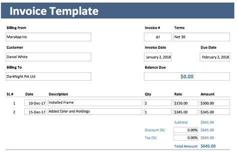 product invoice template timesheet template free timesheet template free