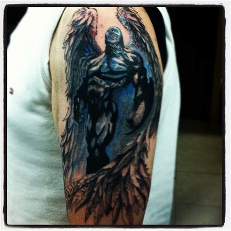 spawn tattoo spawn wings of redemption tribute by danteabad on deviantart