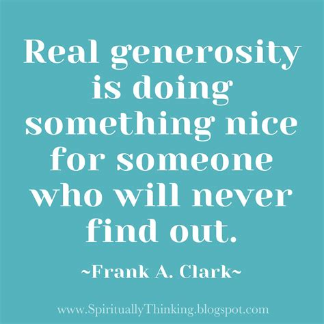 and generosity generosity quotes and sayings quotesgram