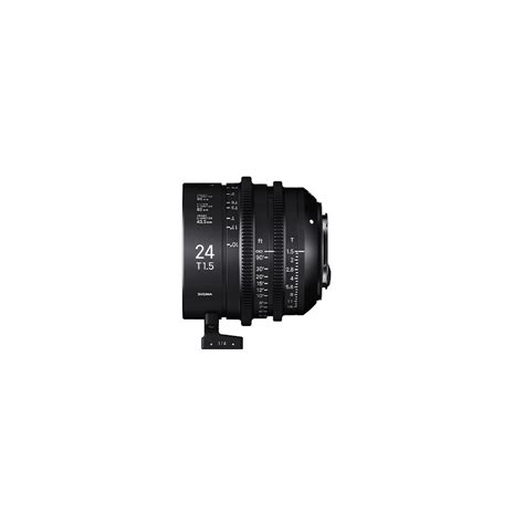 Sigma 24mm T1 5 Ff High Speed Prime Ef Mount sigma ff high speed 24mm t1 5 ef prime lens lapham sales rentals inc equipment for the
