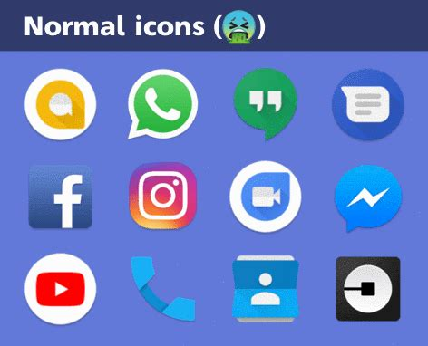 action launcher with adaptivepack brings adaptive icons to