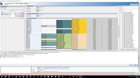 qsys tutorial video terasic de10 standard tutorial 4 first qsys project