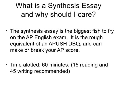 What Is A Synthesis Essay by Write Synthesis Essay How To Write A Synthesis Essay 15 Steps With Pictures Wikihow