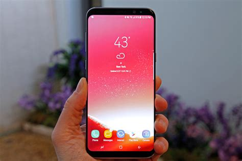 Original Used Samsung Galaxy S8 Quality 1 the major galaxy s8 problem concerns the phone s most important feature bgr