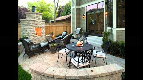 Designer Patio | backyard patio design ideas ward log homes