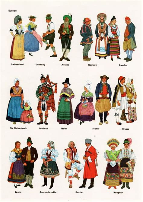 different styles of country clothing several traditional clothing styles which