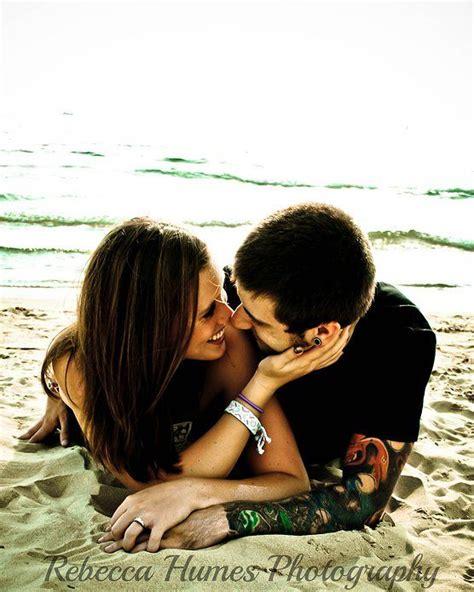 tattoo couple on beach the 25 best tattooed couples photography ideas on