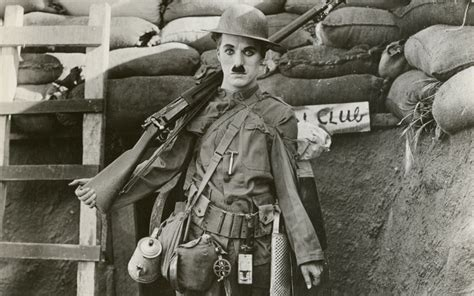 King And Country Chaplin the world war in national army museum