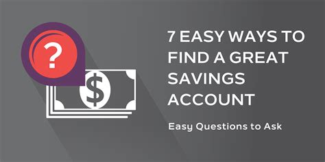7 Ways To Find A Great Stylist by 7 Easy Ways To Find A Great Savings Account Investing
