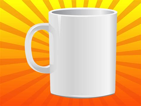 mug design in vector 20 mug template vector images free vector coffee cup