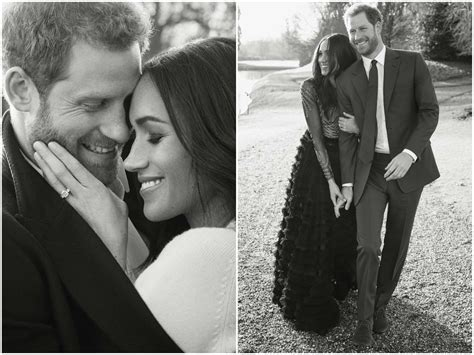 The Black And The White Prince 05 Newrelease Freesul prince harry and meghan markle release engagement photos calgary herald