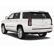 Image 2016 Cadillac Escalade 4WD 4 Door Platinum Angular