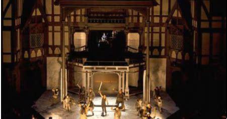tata panggung teater set panggung unsur pokok tata